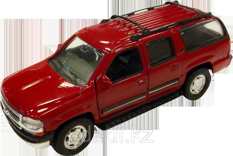 Игрушка модель машины 1:34-39 2001 CHEVROLET SUBURBAN