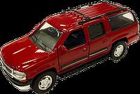 Игрушка модель машины 1:34-39 2001 CHEVROLET SUBURBAN, фото 1