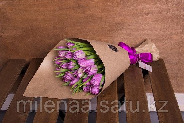 Крафт Бумага для упаковки цветов