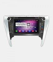 Автомагнитола Android 4.4.4 Winca s160 на Toyota Camry 2012-15