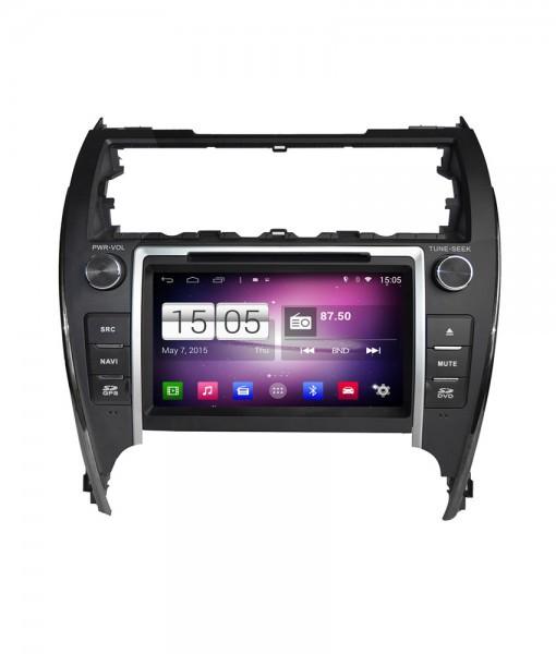Автомагнитола Android 4.4.4 Winca s160 на Toyota Camry 2012-14