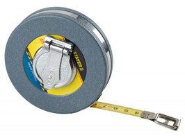 Рулетка геодезическая, стальное полотно Stayer  (20мх13мм)