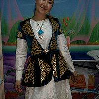 Платье женское в национальном стиле