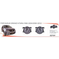 Оптика на Grand Vitara 1998-2005`