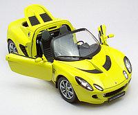 Игрушка модель машины 1:34-39 2003 LOTUS  ELISE IIIS, фото 1