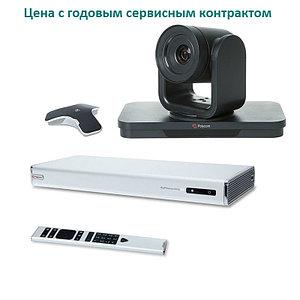 Готовый комплект для видеоконференции Polycom Group 310 с камерой EagleEyeIV-4x + Partner Premier