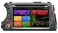 Автомагнитолы Redpower SsangYong Actyon на Android