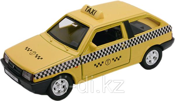 Игрушка модель машины 1:34-39 LADA 2108 ТАКСИ