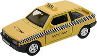 Игрушка модель машины 1:34-39 LADA 2108 ТАКСИ, фото 1