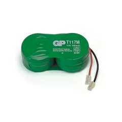 Аккумулятор GP T 117M 4,8v  320ma