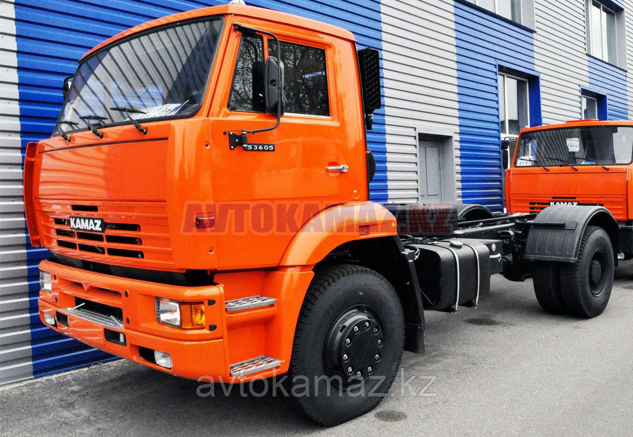 Шасси КамАЗ 53605-91010-62 (Сборка РФ, 2011 г.)