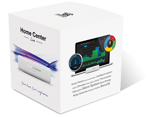 Контроллер умного дома - Fibaro Home Center Lite