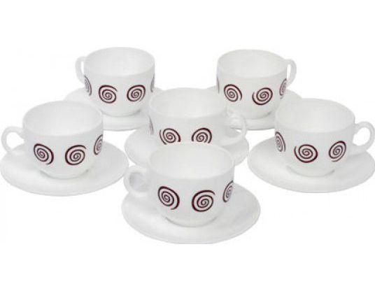 Чайный сервиз Luminarc Sirocco Brown