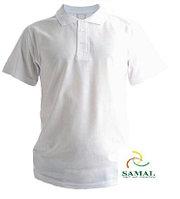 Поло рубашки белая