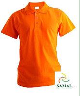 Поло рубашки Оранжевые