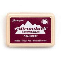 Чернильная подушечка Adirondack, Cranberry
