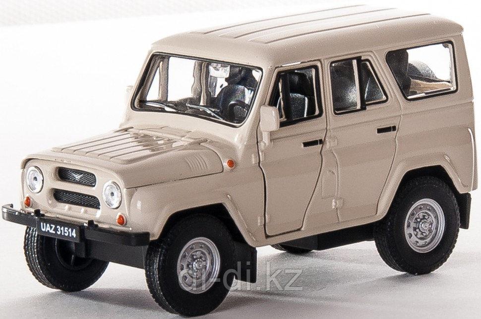 Игрушка модель машины УАЗ 31514