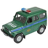 Игрушка модель машины 1:34-39 УАЗ  31514 ВОЕННАЯ АВТОИНСПЕКЦИЯ, фото 1