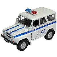 Игрушка модель машины 1:34-39 УАЗ 31514 ПОЛИЦИЯ, фото 1