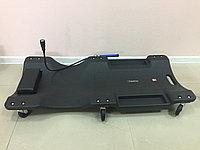 Лежак автослесаря подкатной пластиковый (с фонариком) TRH6802-1 TORIN