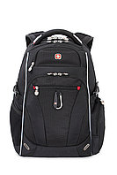 """Backpack,Textile,Black,Audio out,15.6"""",SWISS GEAR Multifunction (рюкзак ,матерчатый) M:1565"""