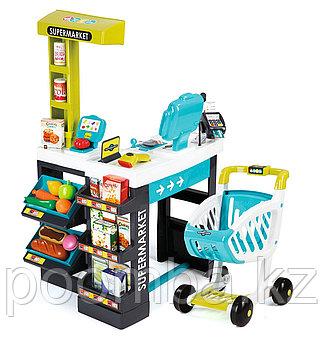 Интерактивный супермаркет с тележкой