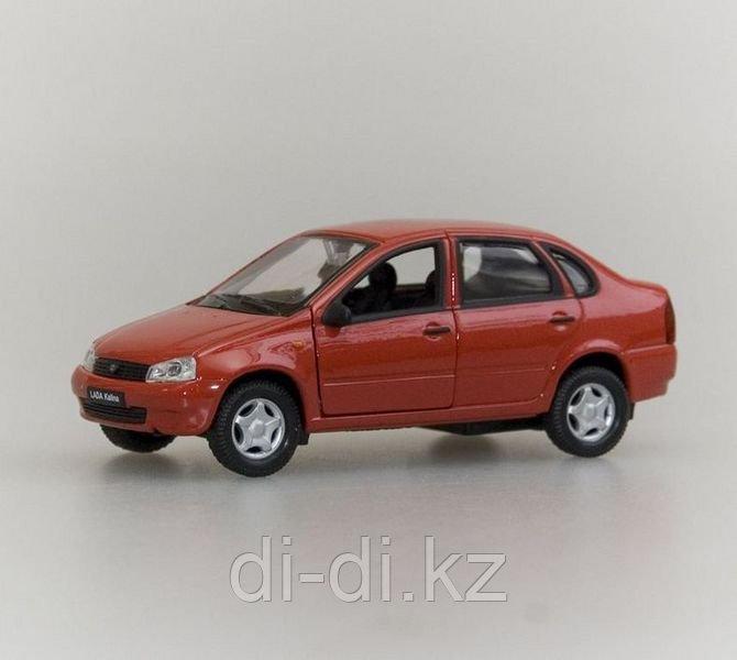 Игрушка модель машины 1:34-39 LADA Kalina