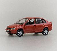 Игрушка модель машины 1:34-39 LADA Kalina, фото 1