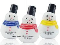 """Крем для рук зимний """"Снеговик"""" защищающий и смягчающий, 100г"""