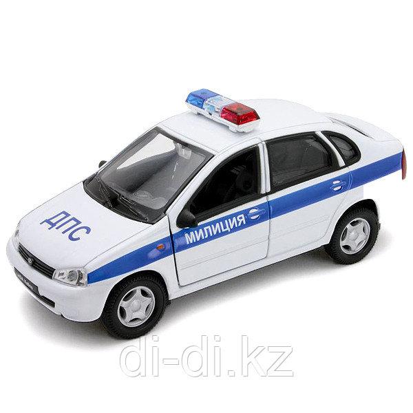 Игрушка модель машины 1:34-39 LADA Kalina МИЛИЦИЯ ДПС
