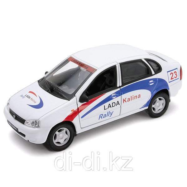 Игрушка модель машины 1:34-39 LADA Kalina Rally