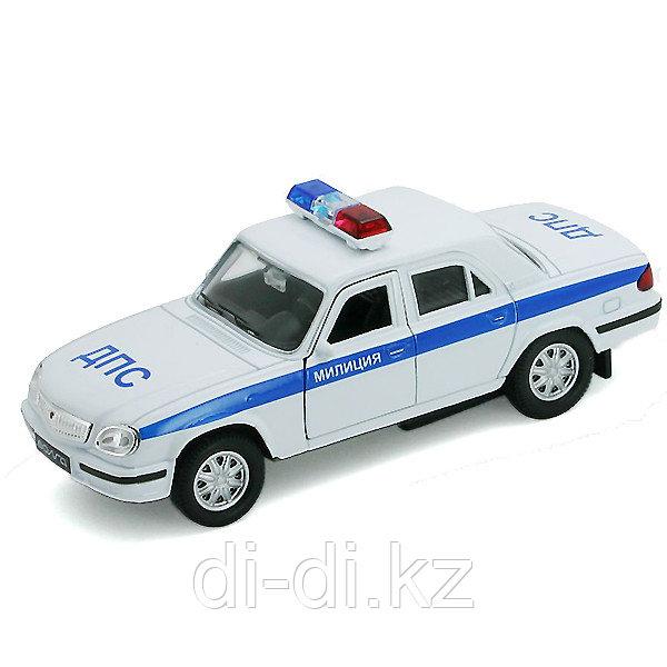Игрушка модель машины 1:34-39 Волга МИЛИЦИЯ ДПС