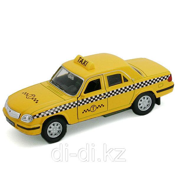 Игрушка модель машины 1:34-39 Волга ТАКСИ