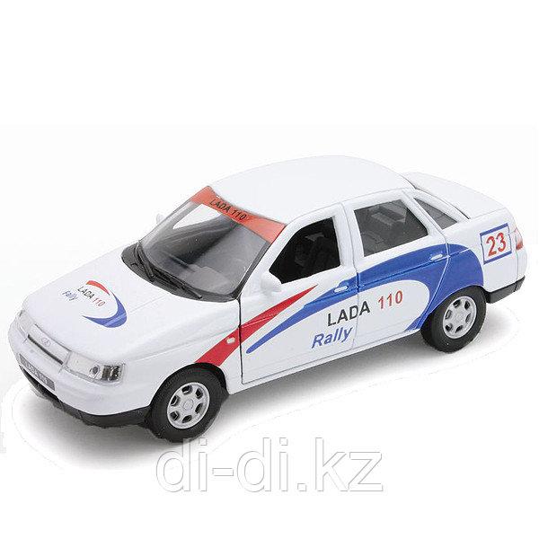 Игрушка модель машины 1:34-39 LADA 110 Rally