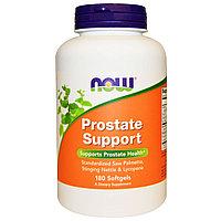 Now Foods, Prostate Support Простата суппорт(для предстательной железы и лечения простатита), 180  капсул