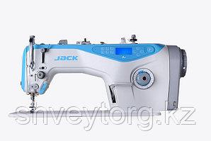 Одноигольная промышленная швейная машина JACK JK-A4E