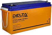 Delta аккумуляторная батарея DTM 12150 L