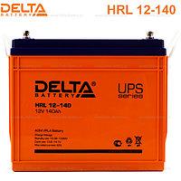 Delta аккумуляторная батарея HRL12-140, фото 1