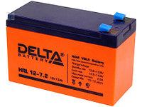 Delta аккумуляторная батарея HRL12-7,2