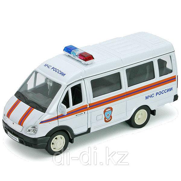 Игрушка модель машины 1:34-39 ГАЗель МЧС
