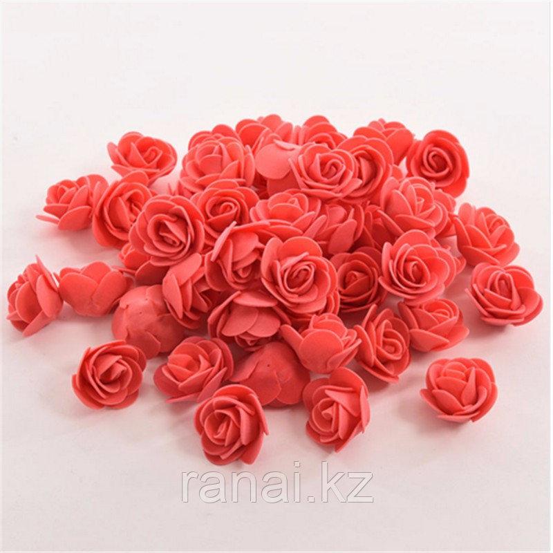 Цветы для рукоделия 3 см