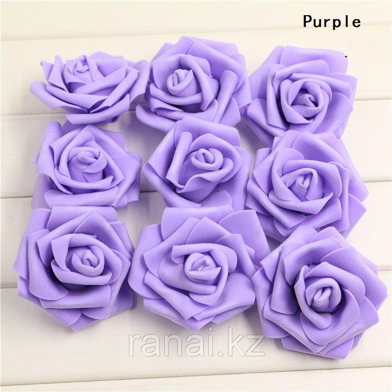 Цветы для рукоделия 6.5 см