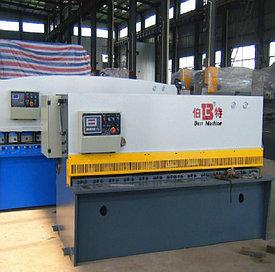 Гильотина электромеханическая QC12K 4*1600mm