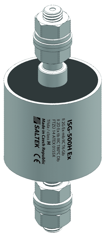 Разделительный искровой разрядник ISG-500H Ex
