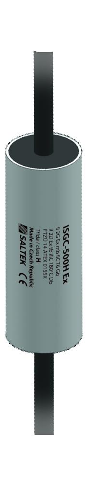 Разделительный искровой разрядник ISGC-500H Ex