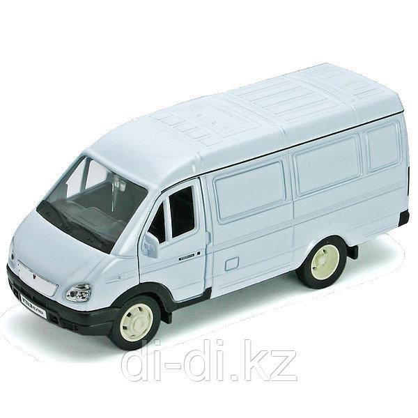 Игрушка модель машины 1:34-39 ГАЗель фургон