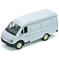 Игрушка модель машины 1:34-39 ГАЗель фургон, фото 1