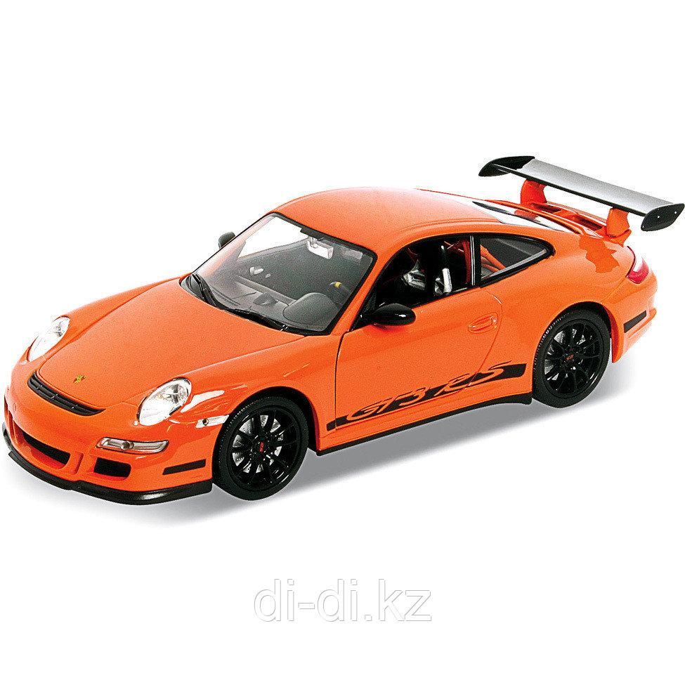 Игрушка модель машины 1:34-39 Porsche GT3 RS