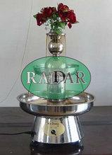 Профессиональный фонтан для шампанского