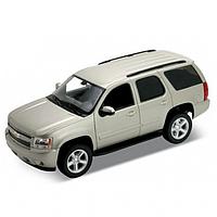 Игрушка модель машины 1:34-39 Chevrolet Tahoe, фото 1